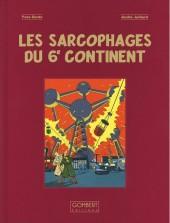 Blake et Mortimer (Les Aventures de) -16TL 1/2- Les sarcophages du 6e continent
