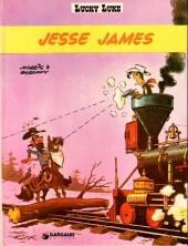 Lucky Luke -35a74- Jesse james