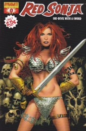Couverture de Red Sonja (2005) -0- Red sonja