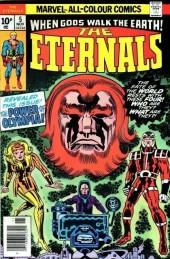 The eternals Vol.1 (Marvel comics - 1976) -5UK- Olympia!
