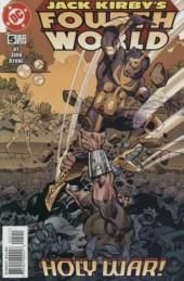 Jack Kirby's Fourth World (1997) -5- A choice of gods