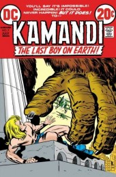 Kamandi, The Last Boy On Earth (1972) -7- This Is The World Of Kamandi The Last Boy On Earth!