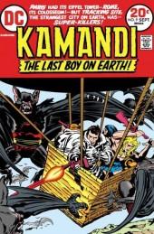 Kamandi, The Last Boy On Earth (1972) -9- Tracking site!