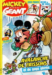 Mickey Parade -344- Avalanche de frissons