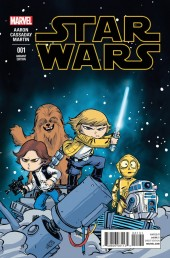 Star Wars (2015) -1VC- Book 1 Skywalker Strikes - Baby Cover