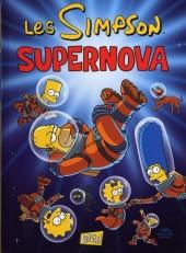 Les simpson (Jungle !) -25Pub- Supernova