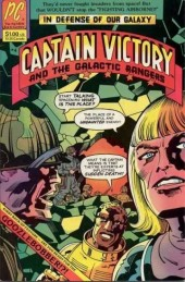 Captain Victory and the Galactic Rangers (1981) -4- The fighting airborne