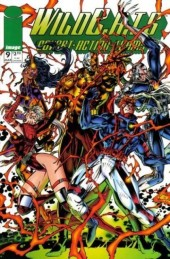 WildC.A.T.s: Covert Action Teams (1992) -9- Past time