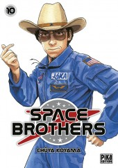 Space Brothers -10- Tome 10