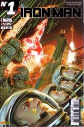 Iron Man (Marvel France - 2013) -19- Les anneaux du mandarin