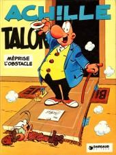 Achille Talon -8b83- Achille Talon méprise l'obstacle