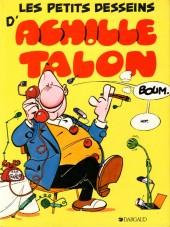Achille Talon -9b83- Les petits desseins d'Achille Talon
