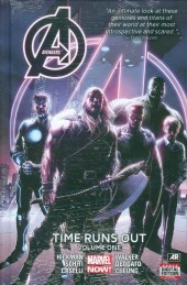 Avengers: Time Runs Out (2015) -INT01- Volume One