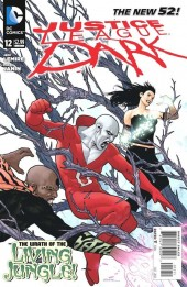 Justice League Dark (2011) -12- War for the Books of Magic, Part One