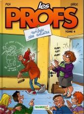Les profs -4b- Rentrée des artistes