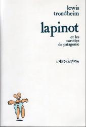 Lapinot (Les formidables aventures de) -1b- Lapinot et les carottes de patagonie
