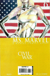 Ms. Marvel (2006) -6- Battle lines, part 1
