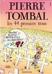 Pierre Tombal -1b1989- Les 44 premiers trous