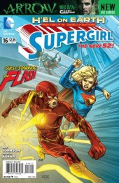 Supergirl (2011) -16- Fast and Faster