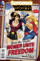 Superman/Wonder Woman (2013) -9VC- Doomed: [Enemy of the State]: Chapter 2 - Escape