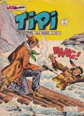 Tipi -28- Totanka - Hold-up à Berksand