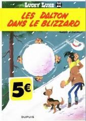 Lucky Luke -22Ind- Les Dalton dans le blizzard