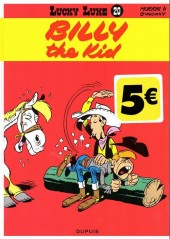 Lucky Luke -20Ind- Billy the Kid