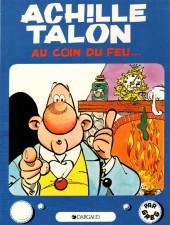 Achille Talon -12a83- Achille Talon au coin du feu...