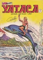 Yataca (Fils-du-Soleil) -66- Les pierres bleues