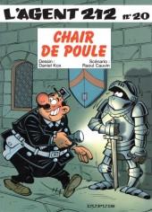L'agent 212 -20a2003- Chair de poule