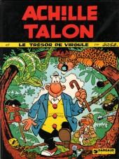 Achille Talon -16a83- Achille Talon et le trésor de Virgule