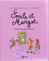 Émile et Margot -2- Monstrueuses bêtises !