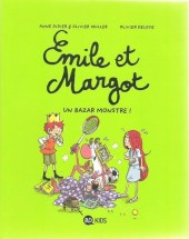 Emile et Margot -3- Un bazar monstre !