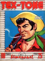 Tex-Tone -1- Les voleurs du rodéo