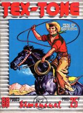 Tex-Tone -2- Les pillards de Ranches