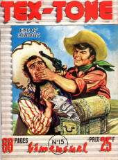 Tex-Tone -15- La protégée des peaux rouges