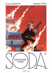 Soda -4d14- Dieu est mort ce soir