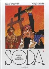 Soda -5c14- Fureur chez les saints