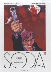 Soda -11a14- Prières et balistique
