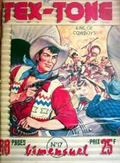 Tex-Tone -17- Le fuyard de Cork-valley