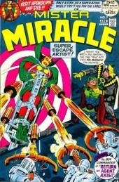 Mister Miracle (DC comics - 1971) -7- Apokolips trap!!