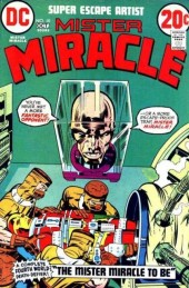 Mister Miracle (DC comics - 1971) -10- The mister miracle to be!