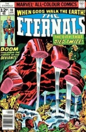 The eternals Vol.1 (Marvel comics - 1976) -10UK- Mother!