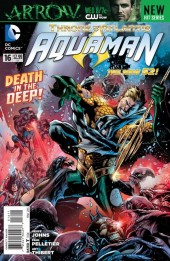 Aquaman (2011) -16- Throne Of Atlantis: Chapter Four
