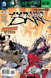 Justice League Dark (2011) -13- War for the Books of Magic, Part Two