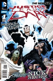 Justice League Dark (2011) -AN01- War for the Books of Magic, Conclusion