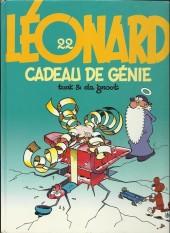 Léonard -22a1998- Cadeau de génie