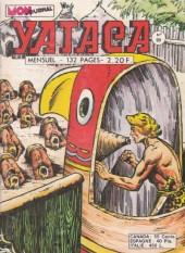 Yataca (Fils-du-Soleil) -99- La secte des couteaux rouges