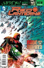 Red Lanterns (2011) -16- Once Were Enemies