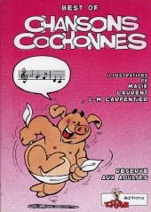 Chansons cochonnes -BO- Best of Chansons cochonnes